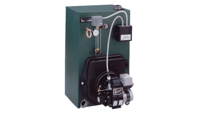 Osb Oil Fired Steam Boiler Series 2 Williamson Thermoflo