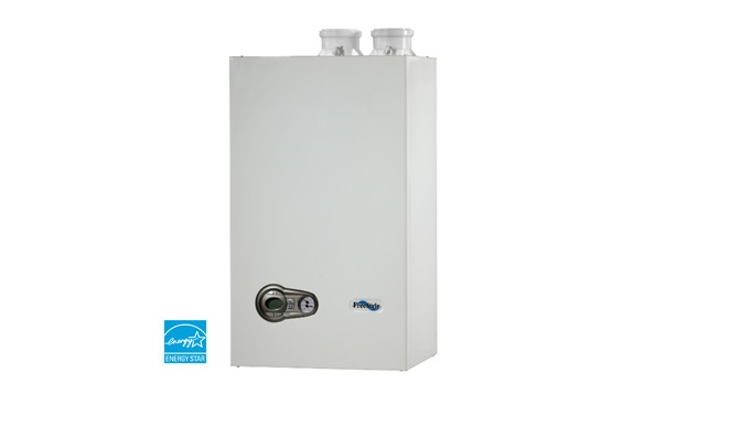 THERMOFLO, FREESTYLE COMBI  WALL-MOUNT GAS-FIRED