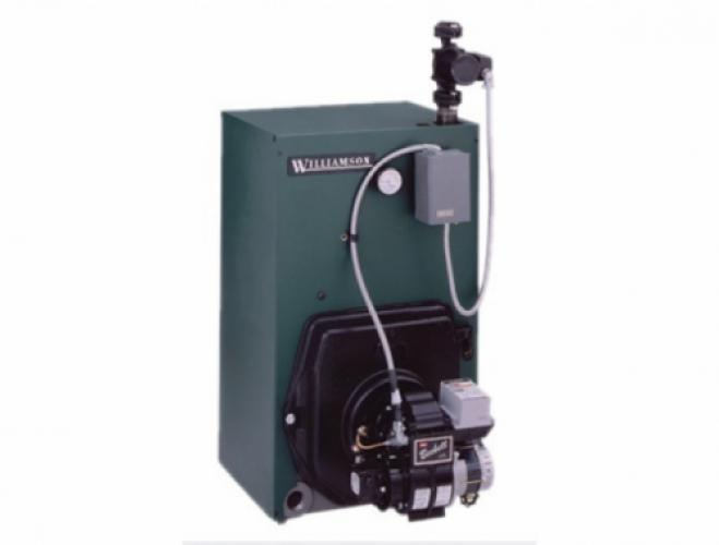 OWB - Oil Fired Water Boiler Series 2 | Williamson-Thermoflo